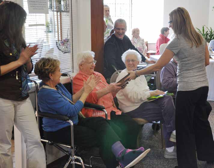 Bridgeway Senior Living Community, East Washington Street, Bensenville, IL