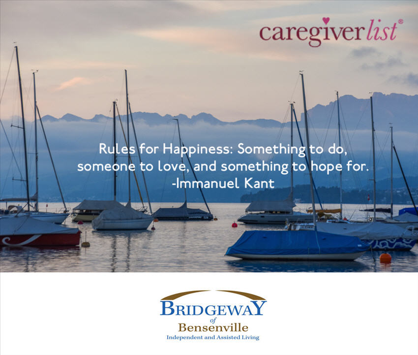 Bridgeway Apartments: Daily Dose Of Inspiration!
