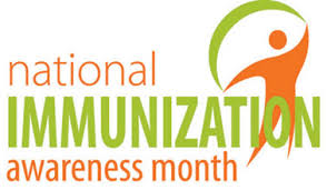logo of national immunization awareness month