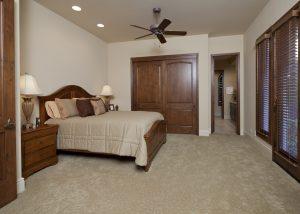 illustrative photo of comfortable bedroom