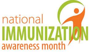 logo of national immunization awareness month