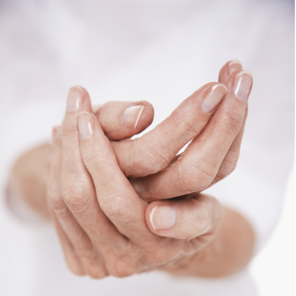 Tremors in the hands is one of the early signs of Parkinson's disease