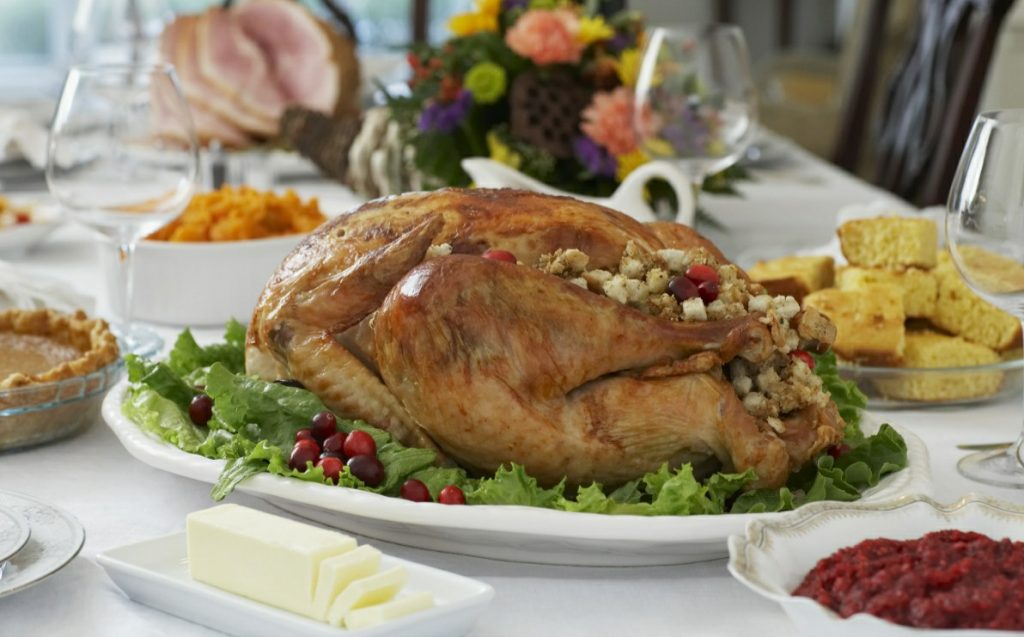 Thanksgiving dinner and diabetes is doable with planning